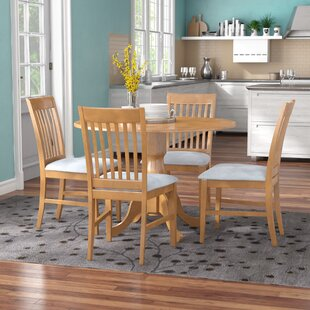 Spruill 5 Piece Dining Set by August Grove Top Reviews