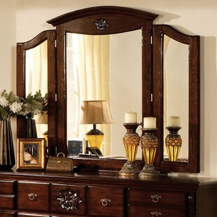 Astoria Grand Basche Traditional Style Accent Mirror