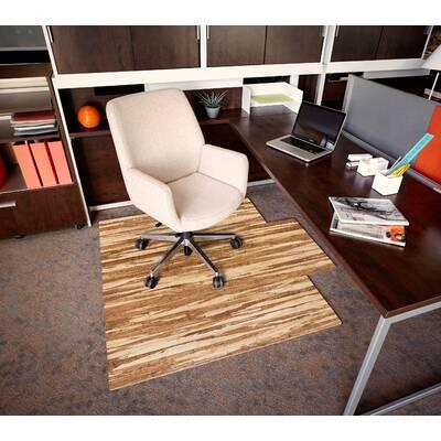 Office Chair Mat Hardwood Floor Protector For Computer Desk Floor