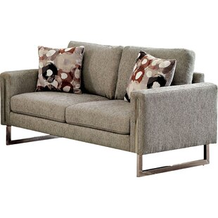 Read Reviews Alaraph Loveseat by Orren Ellis Reviews (2019) & Buyer's Guide