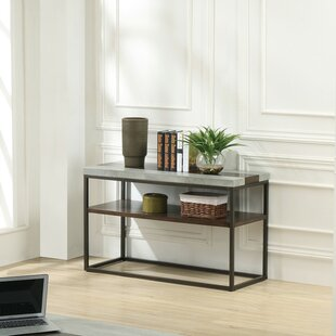 Cleavenger Console Table by 17 Stories