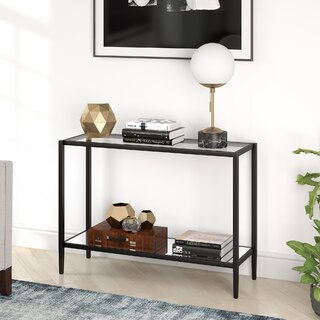 "Erika 42"" Console Table by Latitude Run SKU:ED573961 Purchase"