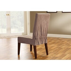 Sure Fit Soft Suede Dining Chair Slipcover