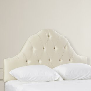 Compare Handley Upholstered Panel Headboard by House of Hampton