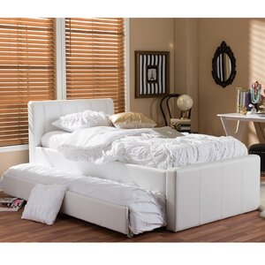 Build King Platform Bed