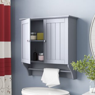Wall Mounted Bathroom Cabinets You'll | Wayfair on bathroom wall tile design ideas, wall mount mailbox design ideas, bathroom vanities product, media cabinet design ideas, linen cabinet design ideas,