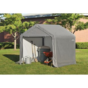 6 Ft. W x 6 Ft. D Metal Pop-Up Canopy by ShelterLogic