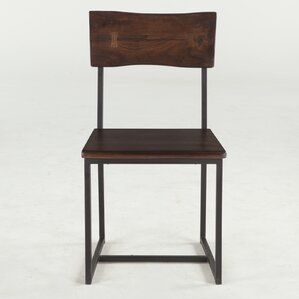 Glenwood Solid Wood Dining Chair by World Interiors
