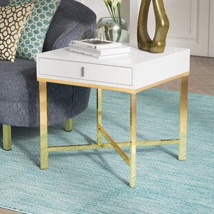 Odell End Table by Mercer41