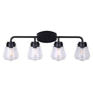 Bargain Nickalls 4-Light Vanity Light ByGracie Oaks