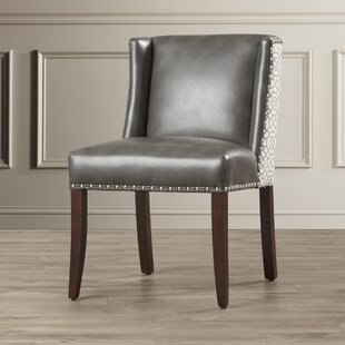 Club Upholstered Dining Chair (Set of 2)