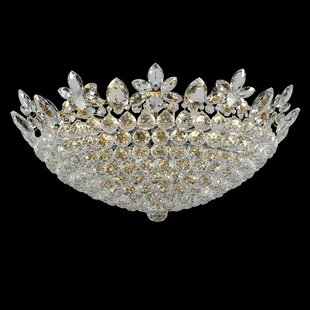 Treviso 15-Light Crystal Chandelier by Allegri by Kalco Lighting