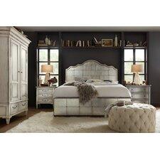 Arabella Upholstered Panel Customizable Bedroom Set by Hooker Furniture