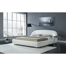 Mia Upholstered Platform Bed by Creative Furniture
