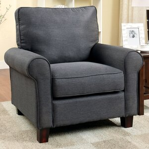 Somerville Modern Armchair by Alcott Hill