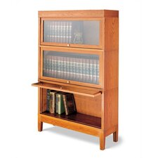 800 Sectional Series Deep 54 Barrister Bookcase by Hale Bookcases