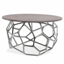 Cell Coffee Table by Gold Leaf Design Group