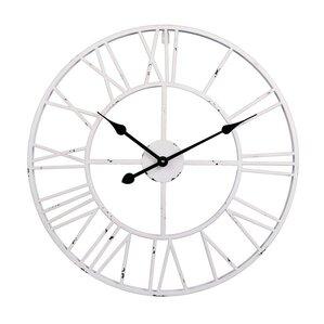 Roman Round Wall Clock