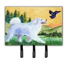 Great Pyrenees Key Holder by Caroline's Treasures