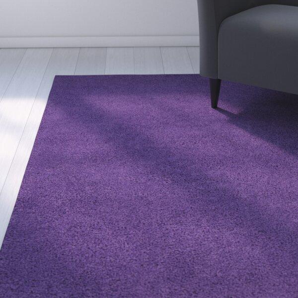 Zipcode Design Alexis Light Violet Area Rug U0026 Reviews   Wayfair