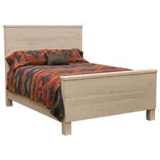 Frontier Uptown Panel Bed by Fireside Lodge