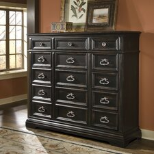 Barnys 15 Drawer Gentleman's Chest by Darby Home Co