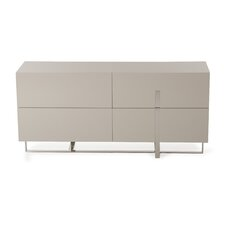 Calmar 5 Drawer Dresser by Wade Logan