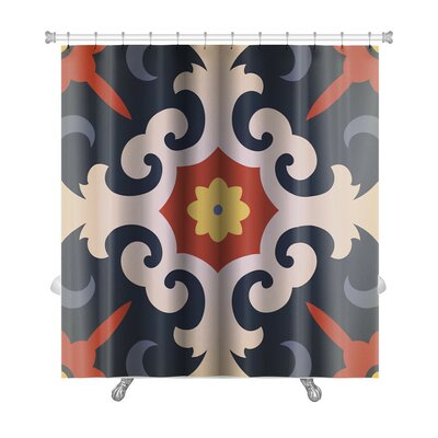 Curtains Ideas croscill mosaic shower curtain : Furniture & Home Decor Search: moroccan+shower+curtain | Wayfair