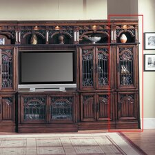Barcelona 94 Standard Bookcase by Parker House Furniture