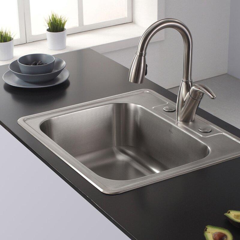 drop in kitchen sinks part ktm25 sku kus2103 default_name. Interior Design Ideas. Home Design Ideas