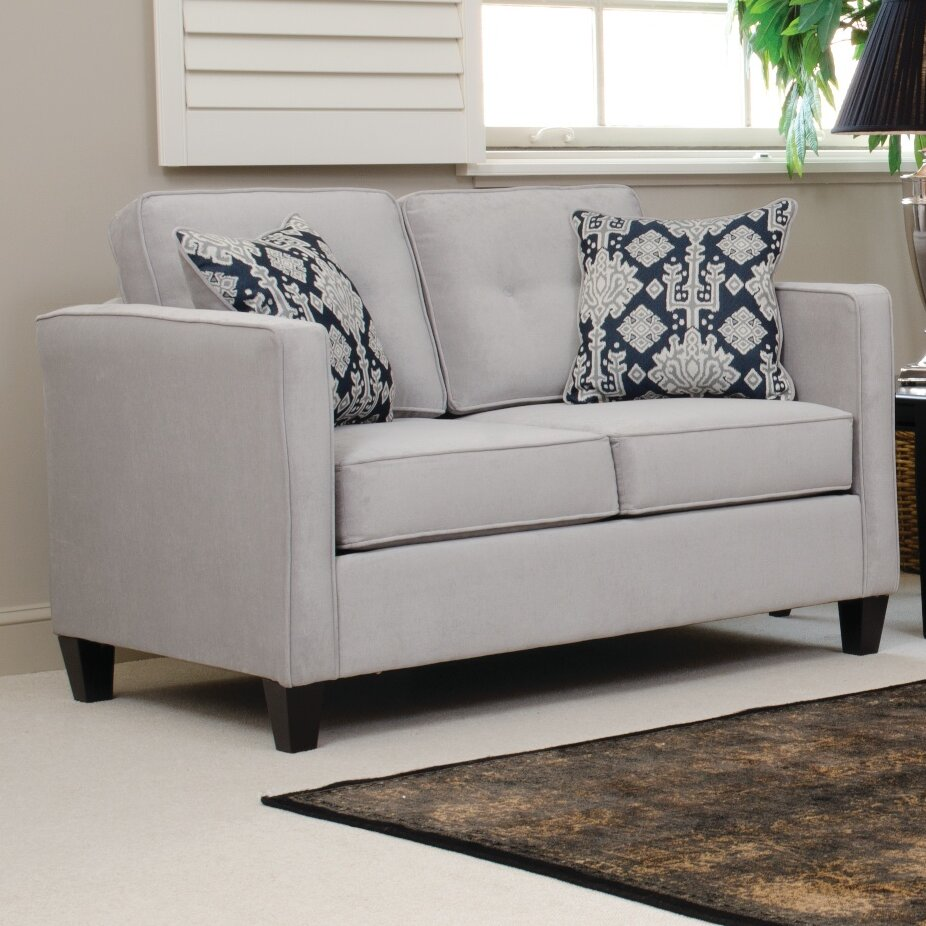 Serta Upholstery Mansfield Sleeper Living Room Collection - Mercer41™ Serta Upholstery Mansfield Sleeper Living Room