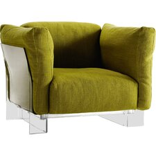 Pop Duo Cotton Armchair by Kartell