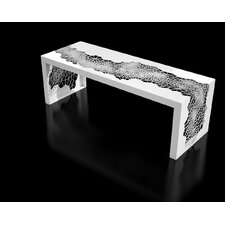 Hive Steel Entryway Bench by Arktura