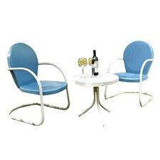 Carrero 3 Piece Seating Group