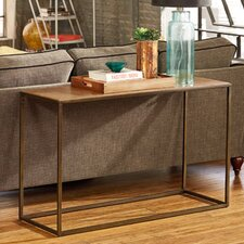 Soho Console Table by Hammary