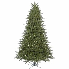 5.5' Kennedy Fir Trees Artificial Christmas Tree with 350 LED Lights