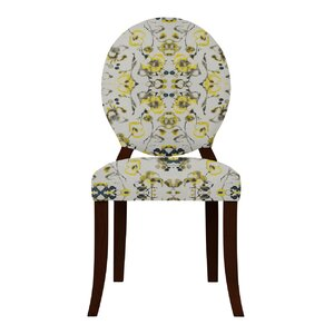 Lashley Flowers Side Chair (Set of 2) by Red Barrel Studio