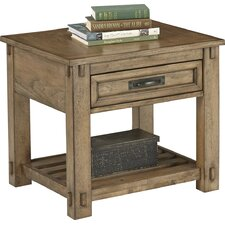 Aylin End Table by August Grove