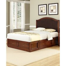 Myra King Upholstered Platform Bed by Darby Home Co