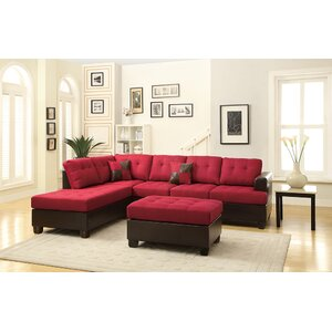 Birchview Reversible Sectional by Andover Mills