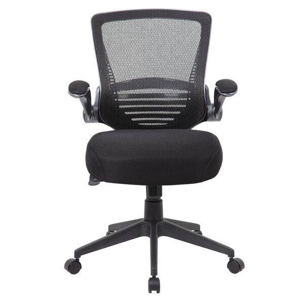 symple stuff mid-back mesh desk chair & reviews | wayfair