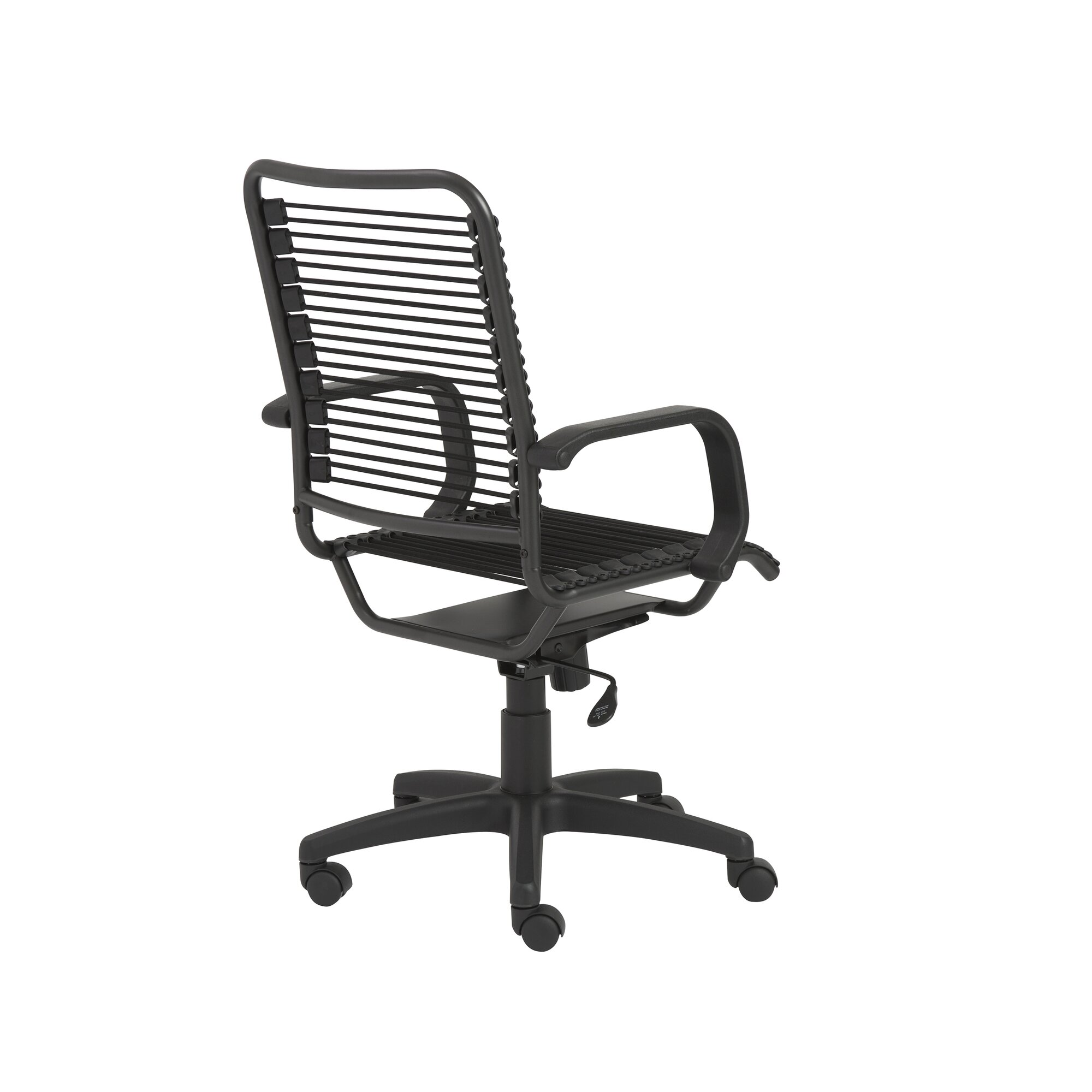 wade logan teo bungee desk chair & reviews | wayfair supply
