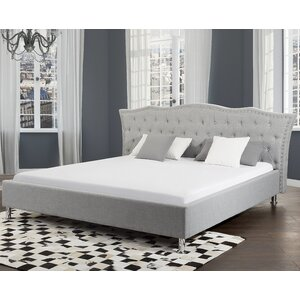 Oasis Upholstered Bed