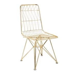 Vanhorn Side Chair by Varick Gallery