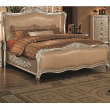Alvares Upholstered Sleigh Bed by Astoria Grand