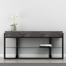 Herrera Console Table by Union Rustic