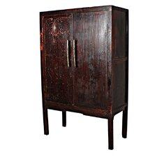 Antique Ming Armoire by Sarreid Ltd