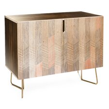 Iveta Abolina 2 Door Accent Cabinet by East Urban Home