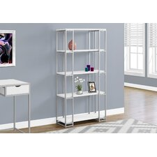 Darcia 60 Etagere Bookcase by Latitude Run