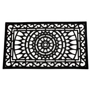 Rubber Star Doormat